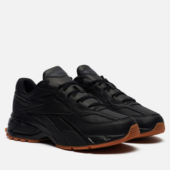 Мужские кроссовки Reebok EVZN Leather Black/Rubber Gum/Cold Grey