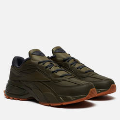Мужские кроссовки Reebok EVZN Leather Army Green/Rubber Gum/Cold Grey
