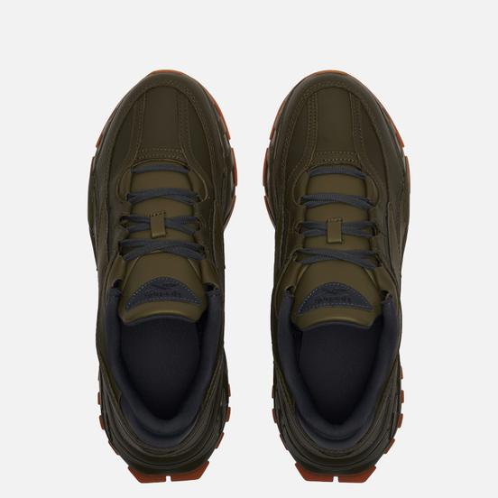 Мужские кроссовки Reebok EVZN Leather Army Green/Rubber Gum/Cold Grey