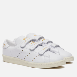 Кроссовки adidas Originals x Human Made Unofcl White/White/Off White