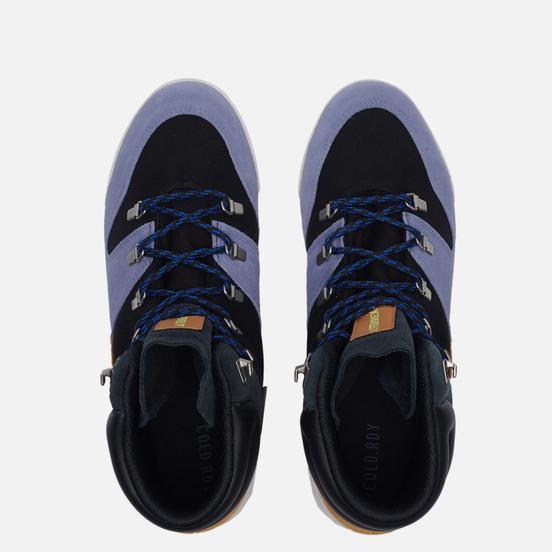 Мужские ботинки adidas Performance Terrex Snowpitch COLD.RDY Core Black/Pulse Yellow/Orbit Violet