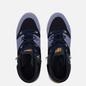 Мужские ботинки adidas Performance Terrex Snowpitch COLD.RDY Core Black/Pulse Yellow/Orbit Violet фото - 1