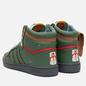 Мужские кроссовки adidas Originals x Star Wars Top Ten Hi Boba Fett Trace Green/Trace Green/Scarlet фото - 2