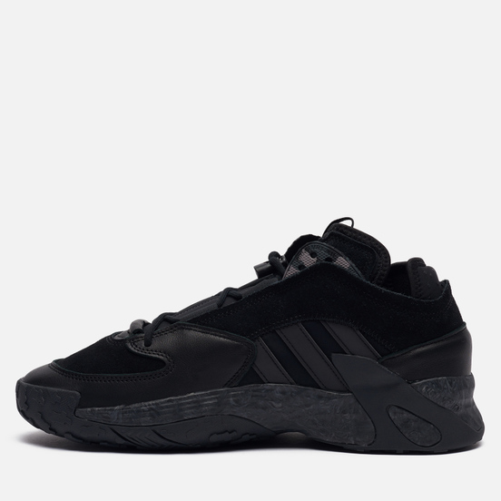 Мужские кроссовки adidas Originals Streetball Core Black/Core Black/Grey Six