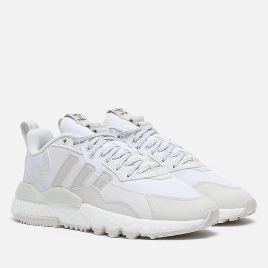 Кроссовки adidas Originals Nite Jogger Winterized Crystal White/Cloud White/Core Black