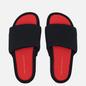 Сланцы Y-3 Slide Black/Black/Red фото - 1