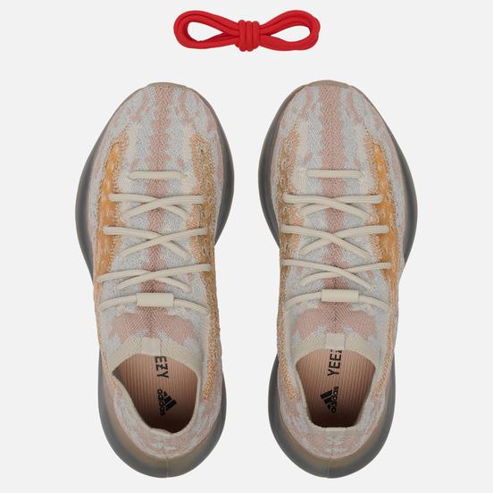 Кроссовки adidas Originals YEEZY Boost 380 Reflective Pepper/Pepper/Pepper