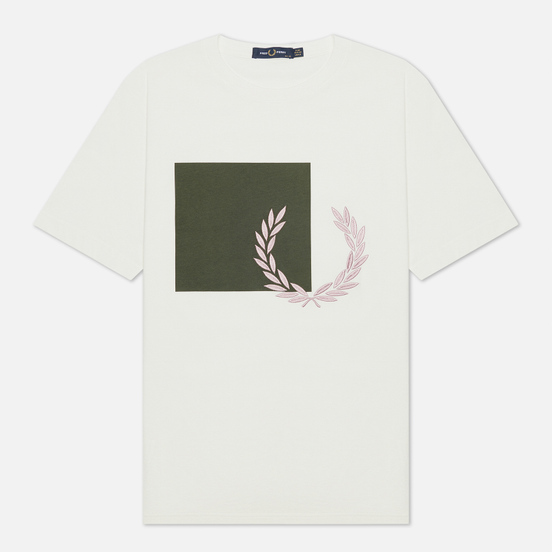 Женская футболка Fred Perry Printed Graphic Snow White