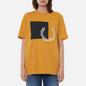Женская футболка Fred Perry Printed Graphic Sweetcorn фото - 2