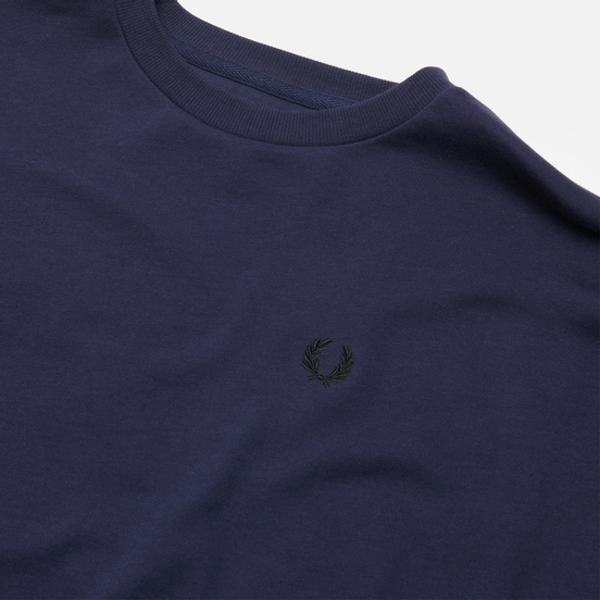 Женская толстовка Fred Perry Bold Branded Carbon Blue