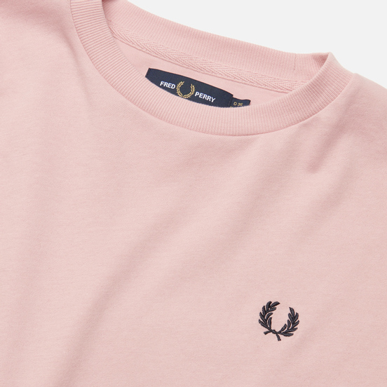 Женская толстовка Fred Perry Bold Branded Chalky Pink