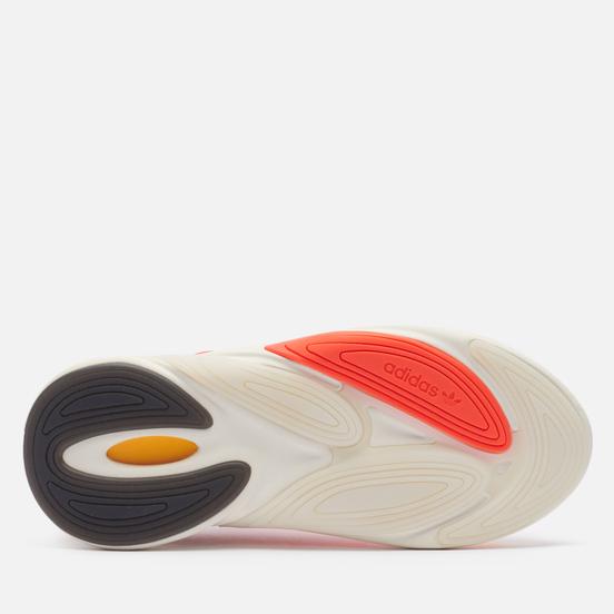 Кроссовки adidas Originals Ozelia Core Black/Matte Silver/Off White