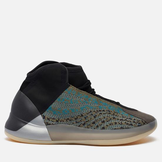 Кроссовки adidas Originals YEEZY QNTM Teal Blue/Teal Blue/Teal Blue