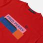 Женская футболка Fred Perry Colour Block Graphic Print Cherry Bomb фото - 1