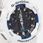 Наручные часы CASIO G-SHOCK GA-100B-7A White/Navy/Black фото - 2
