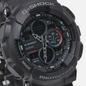 Наручные часы CASIO G-SHOCK GA-140-1A1ER Black/Black фото - 2