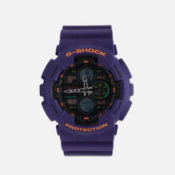 Наручные часы CASIO G-SHOCK GA-140-6AER Purple/Black
