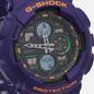 Наручные часы CASIO G-SHOCK GA-140-6AER Purple/Black фото - 2