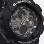 Наручные часы CASIO G-SHOCK GA-140GM-1A1ER Black/Silver фото - 2