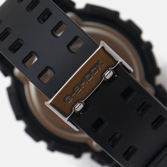 Наручные часы CASIO G-SHOCK GA-140GM-1A1ER Black/Silver