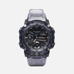Наручные часы CASIO G-SHOCK GA-2000SKE-8AER Skeleton Series Black/Black