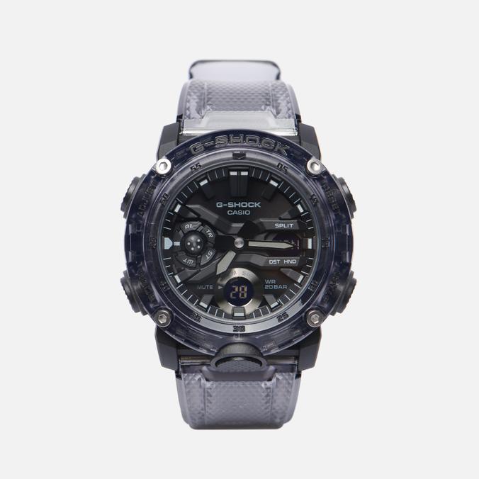 Наручные часы CASIO G-SHOCK GA-2000SKE-8AER Skeleton Series