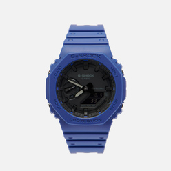 Наручные часы CASIO G-SHOCK GA-2100-2AER Octagon Series Navy/Navy/Black