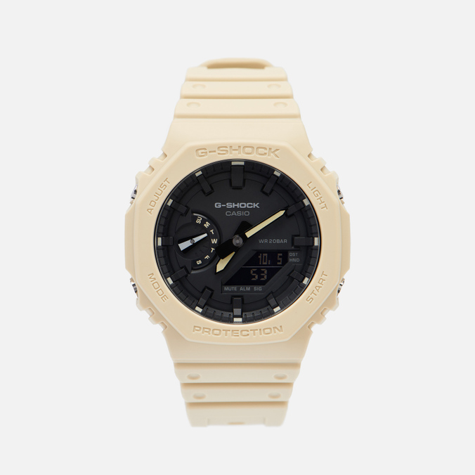 Наручные часы CASIO G-SHOCK GA-2100-5AER Octagon Series