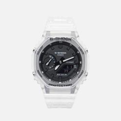 Наручные часы CASIO G-SHOCK GA-2100SKE-7AER Skeleton Series Clear/Black