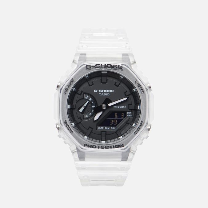 Наручные часы CASIO G-SHOCK GA-2100SKE-7AER Skeleton Series