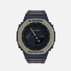 Наручные часы CASIO G-SHOCK GA-2110ET-2AER Navy/Grey