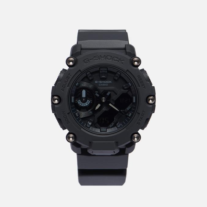 Наручные часы CASIO G-SHOCK GA-2200BB-1AER Carbon Core Guard