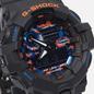 Наручные часы CASIO G-SHOCK GA-700CT-1AER City Camouflage Series Black/Black/Blue фото - 2