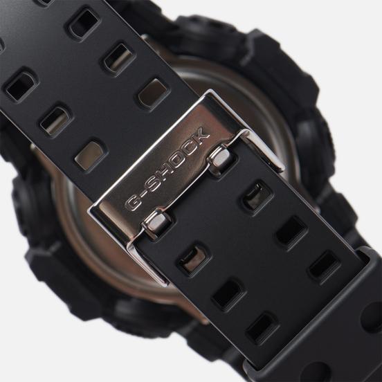 Наручные часы CASIO G-SHOCK GA-700CT-1AER City Camouflage Series Black/Black/Blue