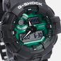 Наручные часы CASIO G-SHOCK GA-700MG-1AER Black/Black/Midnight Green фото - 2