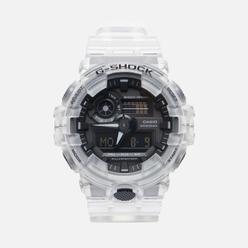 Наручные часы CASIO G-SHOCK GA-700SKE-7AER Skeleton Series Clear/Black