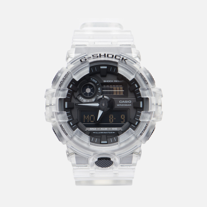 Наручные часы CASIO G-SHOCK GA-700SKE-7AER Skeleton Series