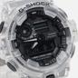 Наручные часы CASIO G-SHOCK GA-700SKE-7AER Skeleton Series Clear/Black фото - 2