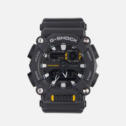 Наручные часы CASIO G-SHOCK GA-900-1AER Heavy Duty Black/Black