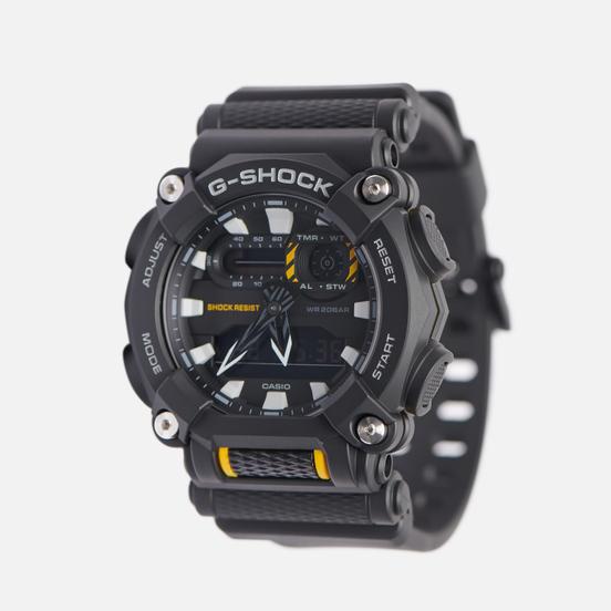 Наручные часы CASIO G-SHOCK GA-900-1AER Heavy Duty Black/Black