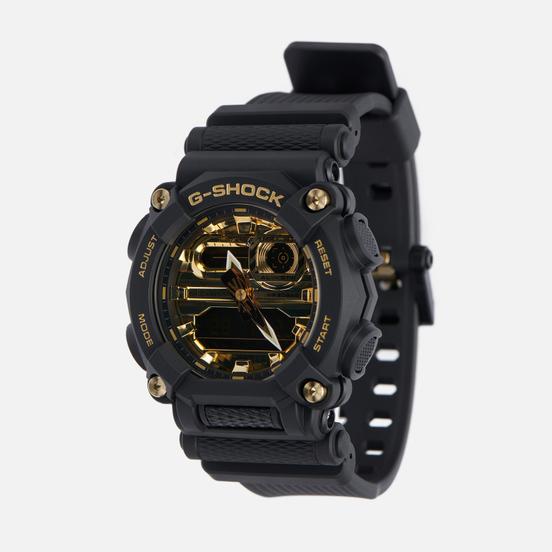 Наручные часы CASIO G-SHOCK GA-900AG-1AER Garish Series Black/Gold