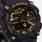 Наручные часы CASIO G-SHOCK GA-900AG-1AER Garish Series Black/Gold фото - 2
