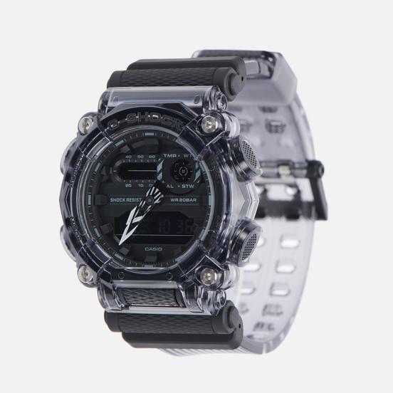 Наручные часы CASIO G-SHOCK GA-900SKE-8AER Skeleton Series Black/Grey