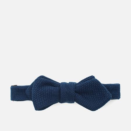 The Hill-Side Lightweight Men's Tie Sashiko Indigo
