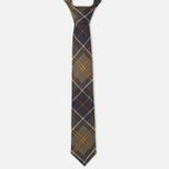 Мужской галстук Barbour Giftbox Classic фото- 0