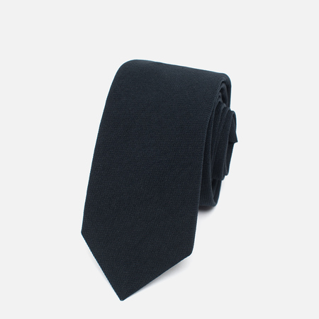 Мужской галстук Nanamica Stripe Pique Navy