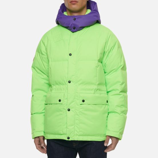 Мужской пуховик Arctic Explorer Gaz Green