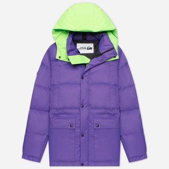 Мужской пуховик Arctic Explorer Gaz Purple