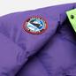 Мужской пуховик Arctic Explorer Gaz Purple фото - 2