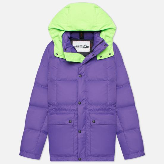 Женский пуховик Arctic Explorer Gaz Purple